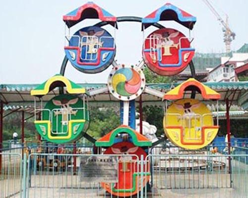 колесо обозрения для детей