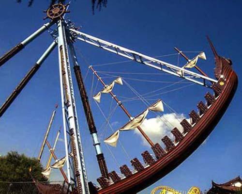 Аттракцион Пиратский корабль