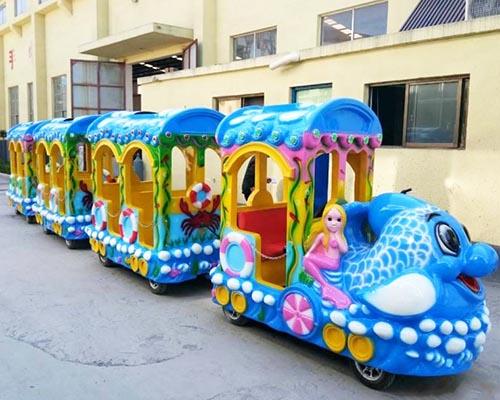 детский паровозик для торгового центра продажа