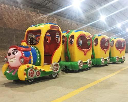 Аттракцион сказочный поезд