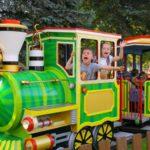 Аттракцион паровозик купить в Казахстане