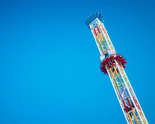 Аттракцион Башня Падения купить для парка