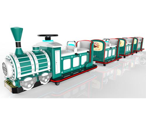 безрельсовый поезд